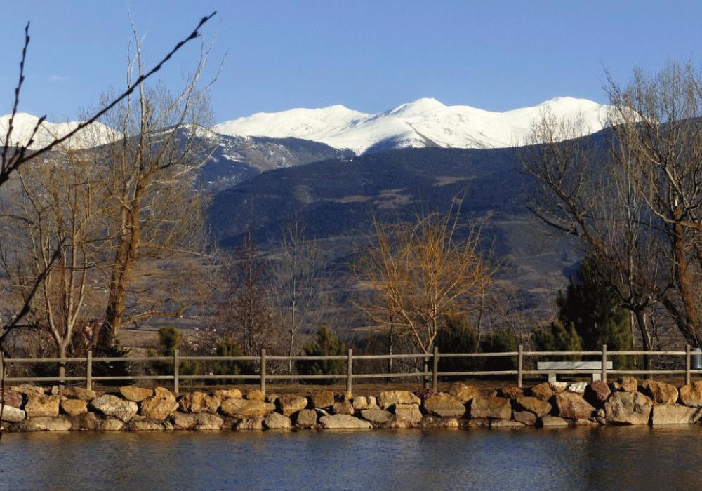 Estany del torniquet Puigcerdà