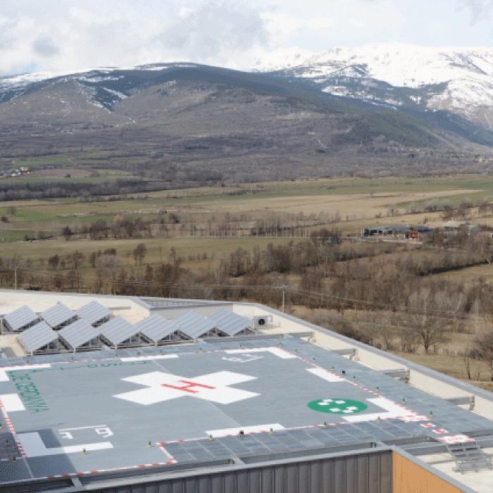Hospital transfronterer de cerdanya - Hospital de Cerdanya