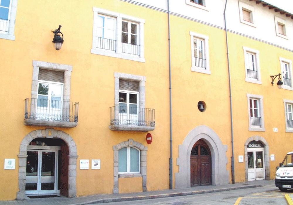 Antic Hospital de Puigcerdà