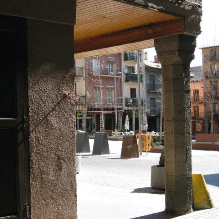 Plaça Cabrinetty
