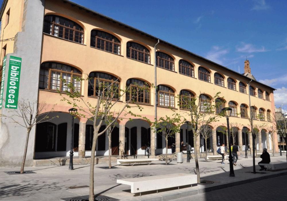 Antic Convent St Domènec i Passeig 10 d'abril